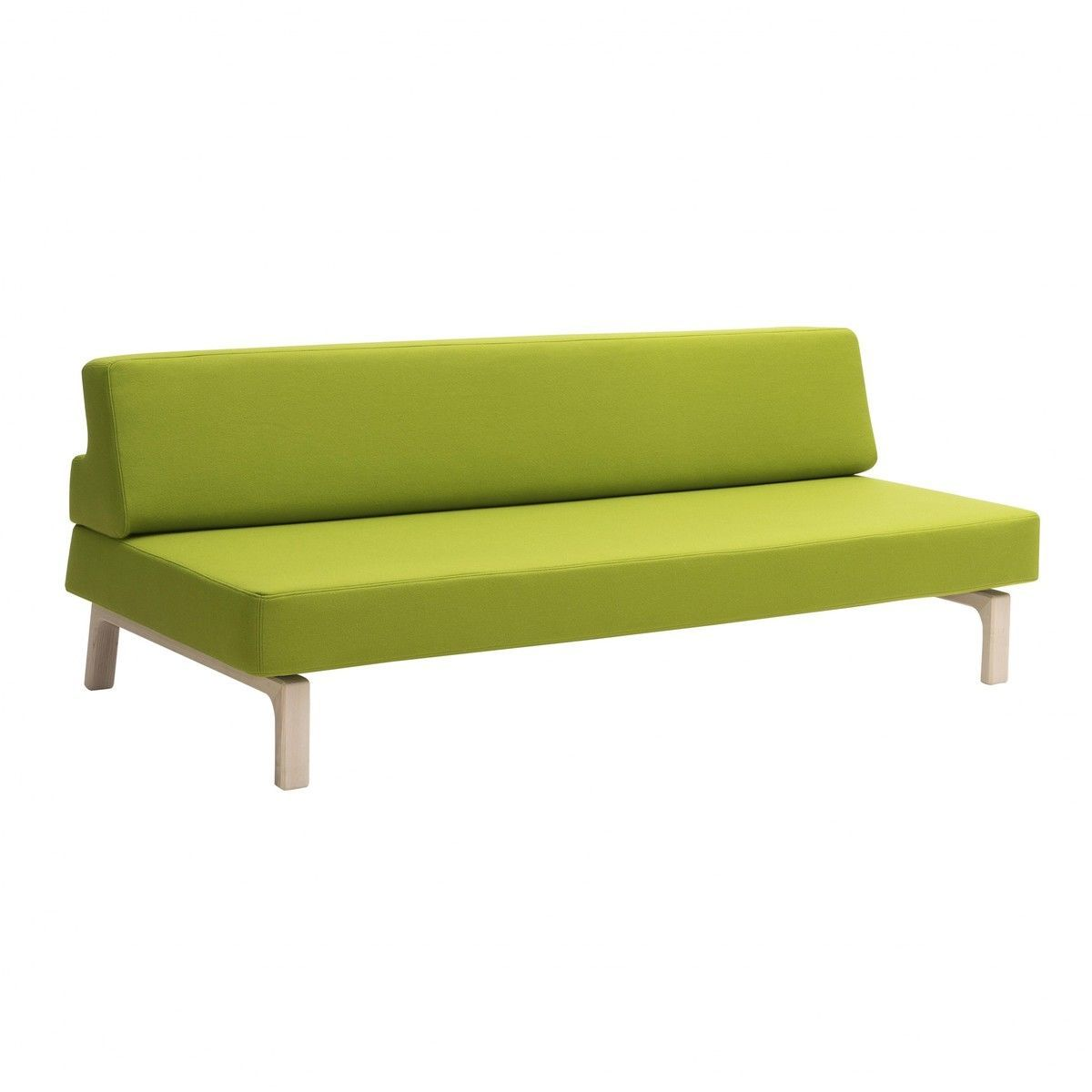 Lazy canap lit softline - Dimension canape lit ...