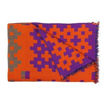 HAY - Plus 9 Tagesdecke - orange/210x145 cm