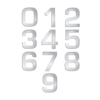 Blomus - Signo Hausnummer