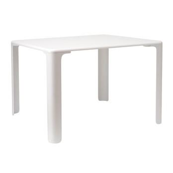 Magis - Linus Kindertisch - weiß/MDF / Polypropylen/75x55cm