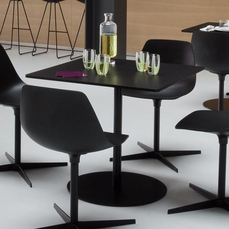 ... la palma - Brio Fix 72 Bistro/Coffee Table Frame Black ...