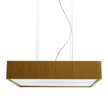B.LUX - Quadrat S60x60 LED Pendelleuchte