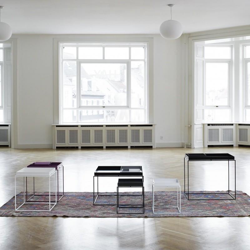 Hay Tray Table Beistelltisch Quadratisch Ambientedirect