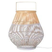 Bloomingville - Bamboo Floor Lamp