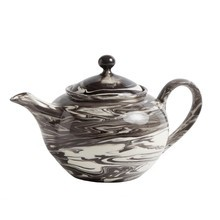 HAY - Marbled Teapot