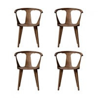&tradition - In Between Chair SK1 Set of 4