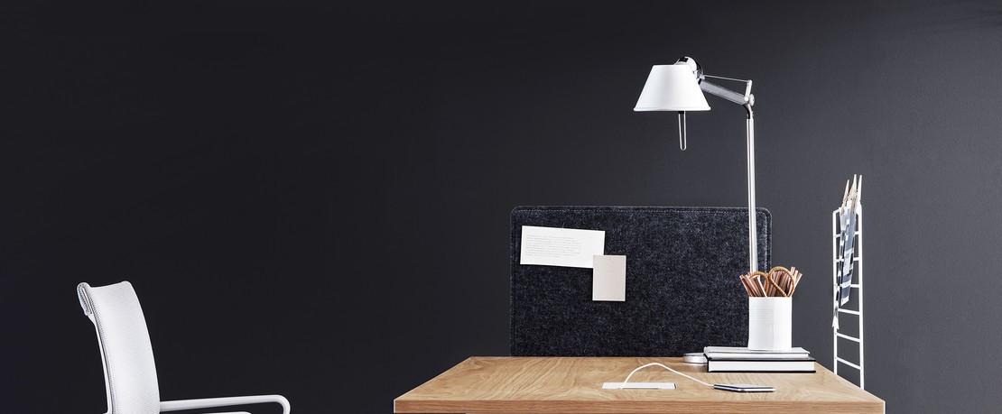 Artemide Tolomeo Designklassiker Übersichtsseite Presenter
