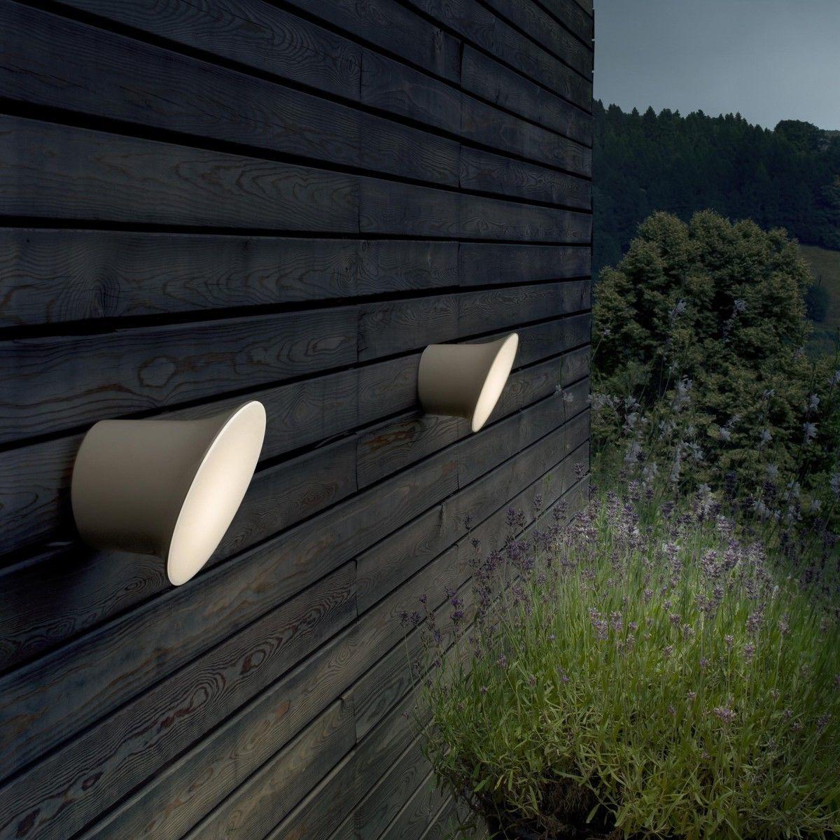 ecran in out led wandleuchte luceplan led leuchten. Black Bedroom Furniture Sets. Home Design Ideas