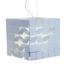 Santa + Cole - Cubrik Suspension Lamp