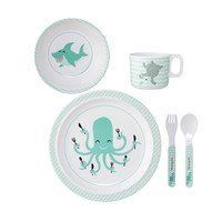 Bloomingville - Bloomingville Kids Serving Set Of 5