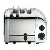Dualit: Brands - Dualit - Dualit Combi Toaster 2+1