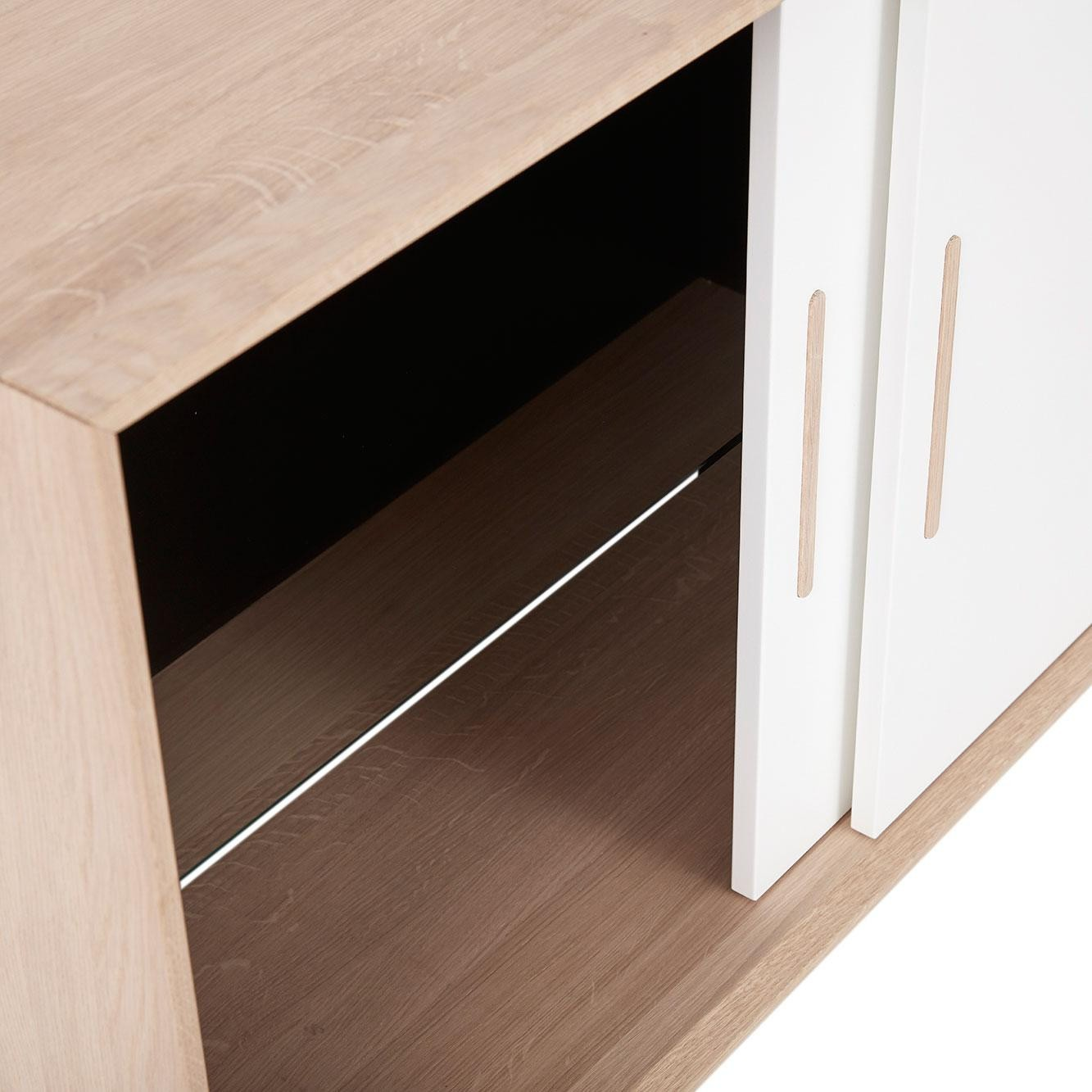Andersen Furniture S4 Sideboard Wood Base Ambientedirect