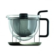 mono - mono Classic Teapot With Tray
