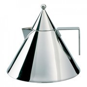 Alessi - Il conico Wasserkessel mit Magnetboden