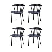 HAY - J104 stoel set van 4