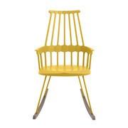 Kartell - Comback Chair - Fauteuil à bascule