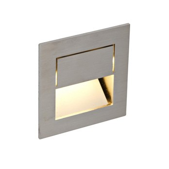 Nimbus - Mike India 50 Accent LED - Hohlraumeinbau - Einzelstück - edelstahl/für Hohlraumeinbau/LxBxH 6.4x6.4x2.5cm/3000K/55lm