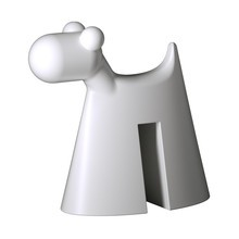 Serralunga - Doggy Kinderstuhl
