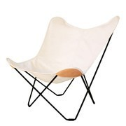cuero - Canvas Mariposa Butterfly Chair Outdoorsessel