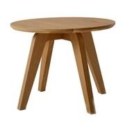 Jan Kurtz - Table d'appoint bois massif Dweller