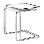 Thonet - Set de 2 tables d'appoint B 97 frêne