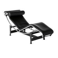 Cassina - Le Corbusier LC4 - Chaise-longue style lounge