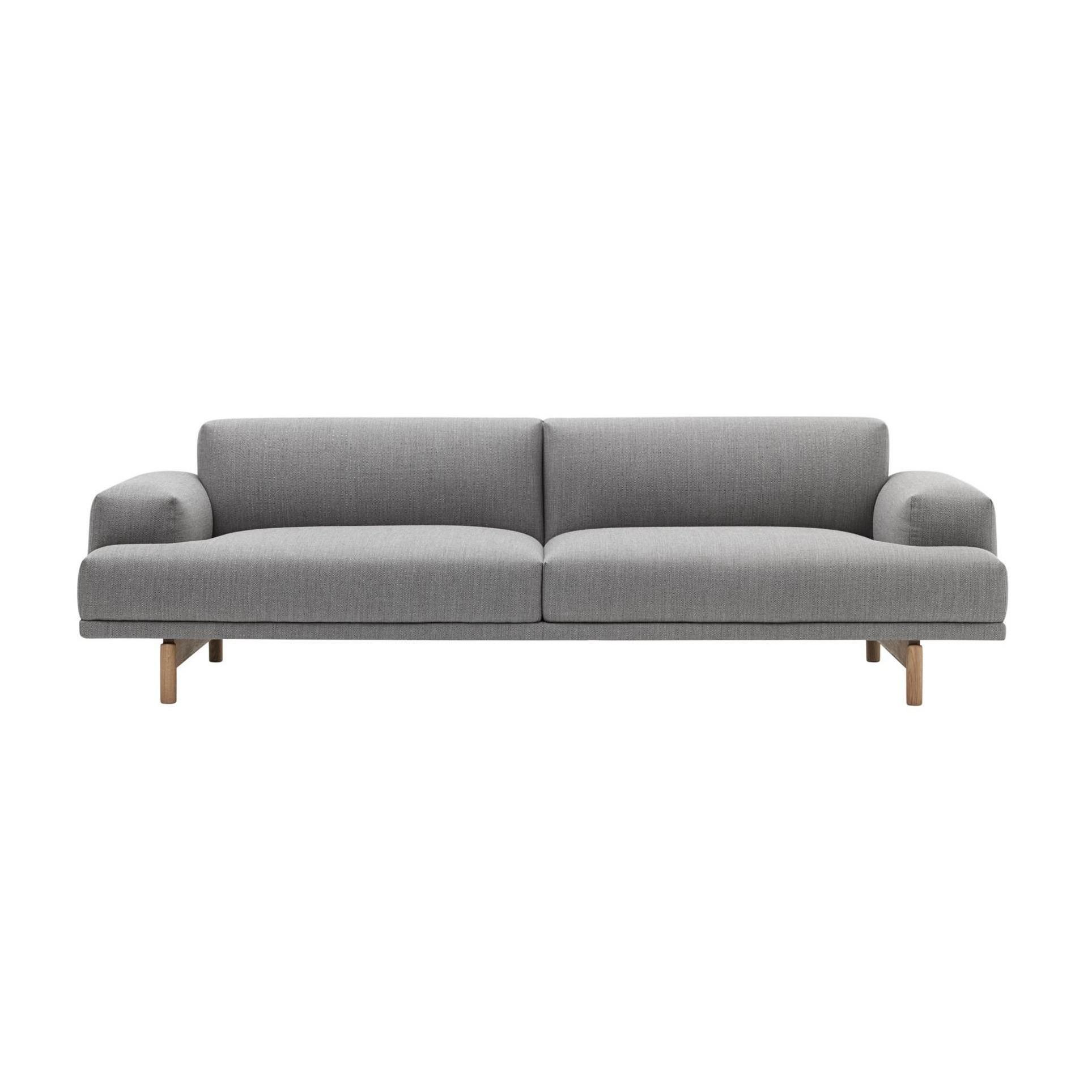Muuto Compose 3 Seater Sofa