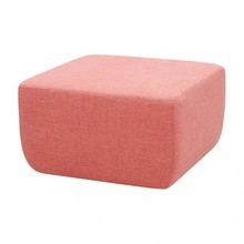 Softline - Opera Pouf/Hocker 70x70cm