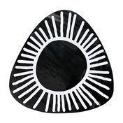Gervasoni - Brick Mirror - white/Size 3/75x75cm