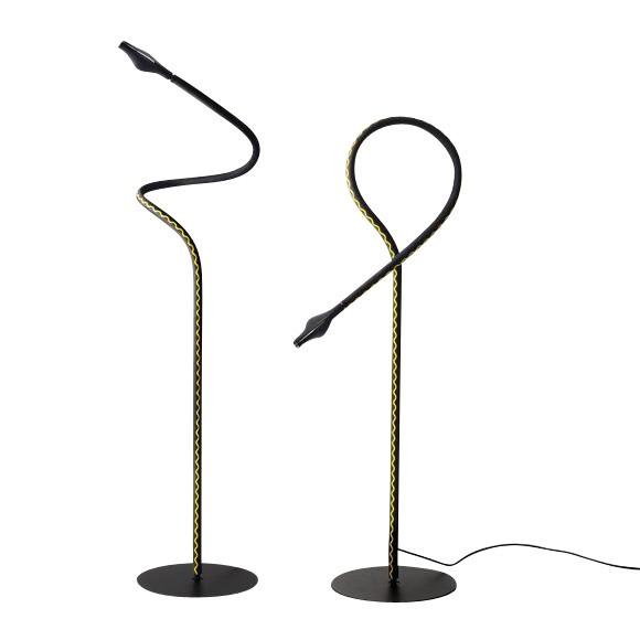 Ingo Maurer Alizz F Cooper Floor Lamp