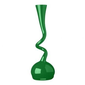 Normann Copenhagen - Swing Vase 30cm - grün/lackiert/Nur noch wenige im Bestand!
