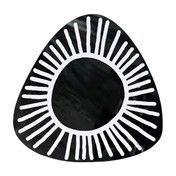 Gervasoni - Brick Spiegel - weiß/Größe 3/75x75cm