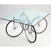 Fontana Arte - Tour Tisch   Ausstellungsstück - transparent/transparent/Einzelstück - nur einmal verfügbar!