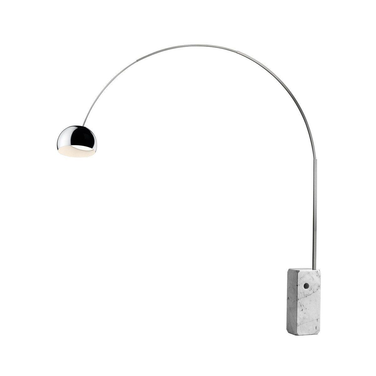 Arco Floor Lamp | Flos | AmbienteDirect.com
