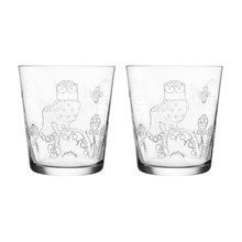 iittala - Taika Glass 38 cl Set of 2