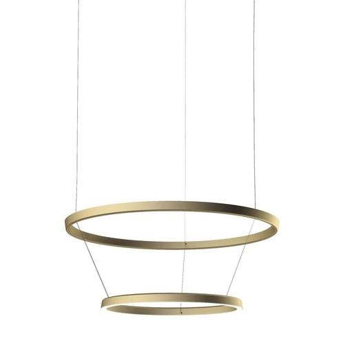 Luceplan - Compendium Circle LED Pendelleuchte Ø110cm