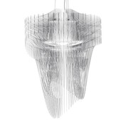 Slamp - Aria Transparent LED Suspension Lamp L