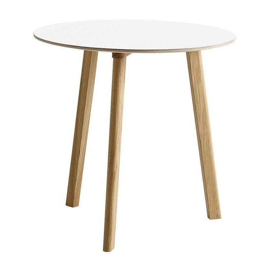 Hay Copenhague Deux Cph 220 Table 216 75cm Ambientedirect