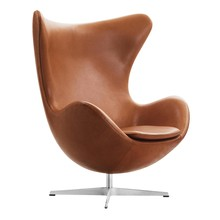 Fritz Hansen - Egg Chair/Das Ei™ Lounge Chair Leather