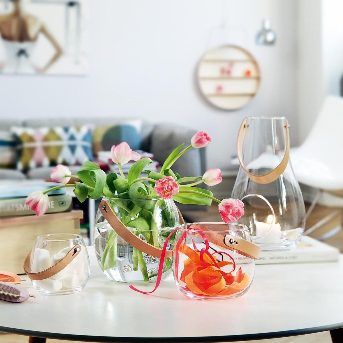 Design with light bol de vidrio holmegaard floreros - Bol de vidrio ...