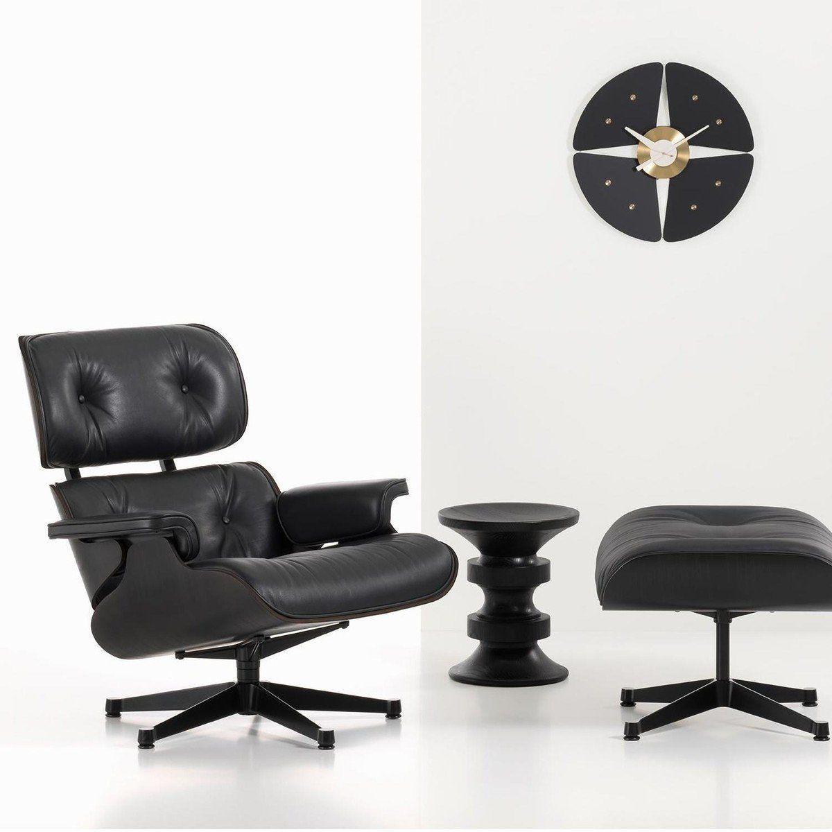 eames lounge chair sessel ottoman vitra. Black Bedroom Furniture Sets. Home Design Ideas