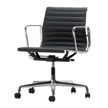 Vitra - Vitra EA 117 Alu Chair/ Polished Base