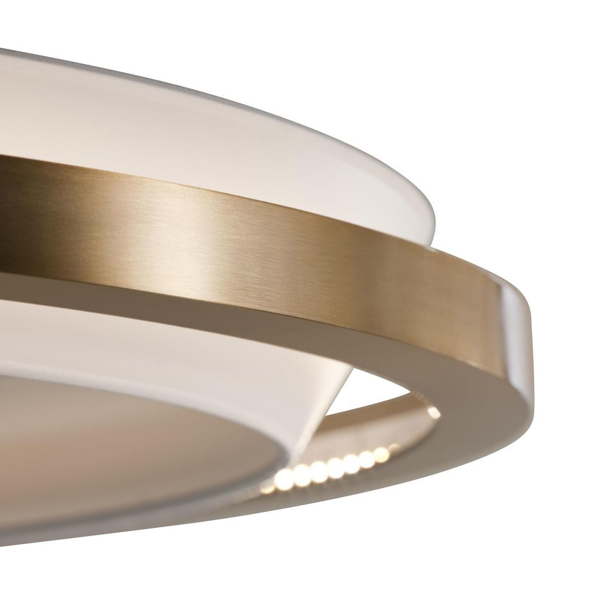 Cole planters prices - Santa Cole Nimba Led Suspension Lamp Gold Matt 120cm
