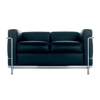 Cassina - Le Corbusier LC2 2-Sitzer Sofa