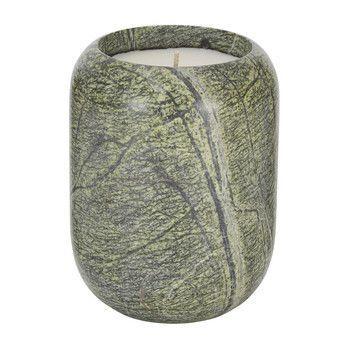 Tom Dixon - Materialism Stone Candle Kerze L -
