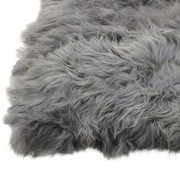 puraform - Tapis en peau de mouton Islande 180x140cm