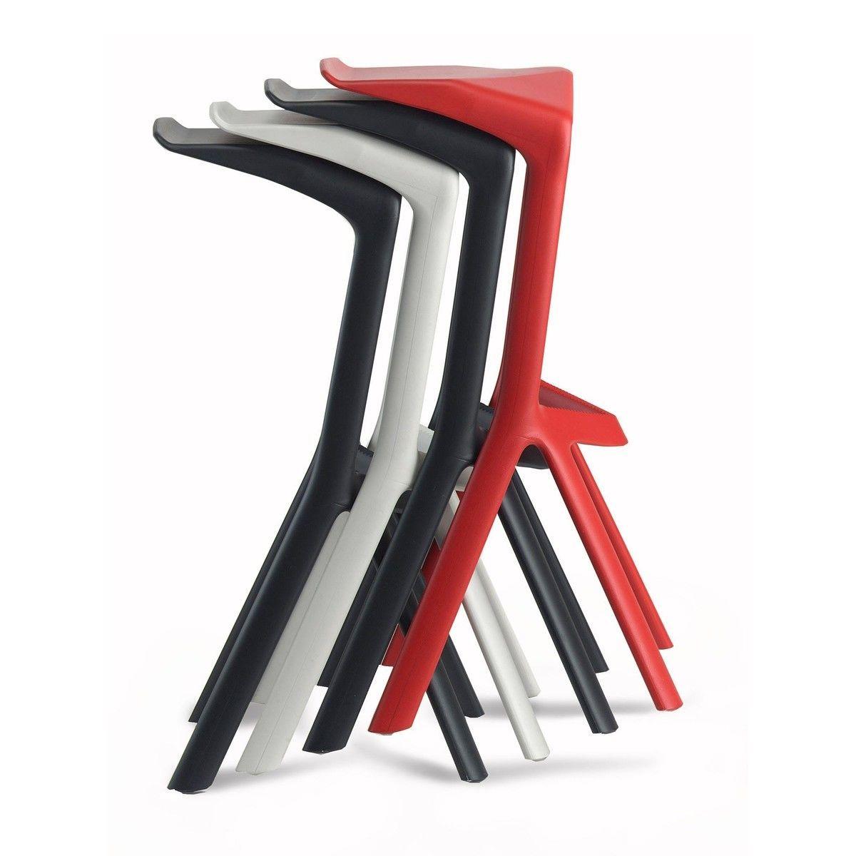 miura barhocker plank konstantin grcic. Black Bedroom Furniture Sets. Home Design Ideas