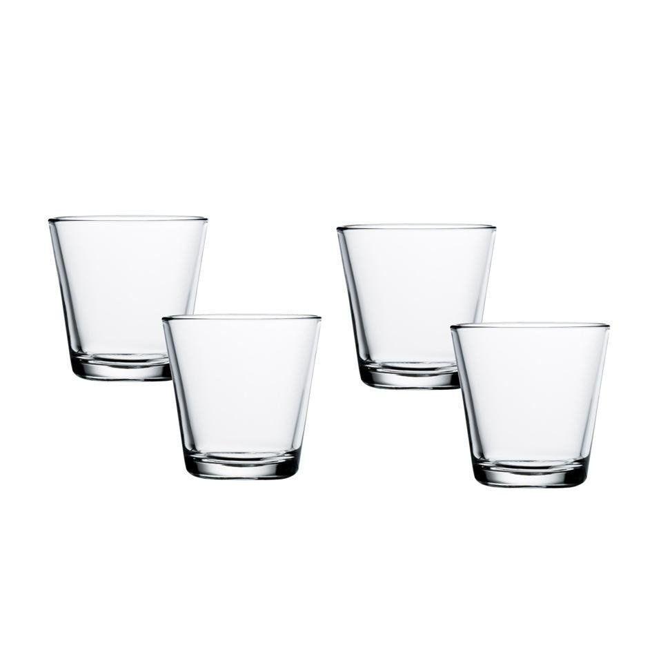 Iittala Gläser kartio gläser set 4tlg iittala ambientedirect com