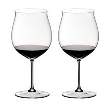 Riedel - Sommeliers Burgunder Wine Glass Set Of 2