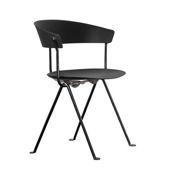 Magis - Officina Stuhl Gestell schwarz
